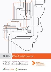 Mobile the great connector whitepaper
